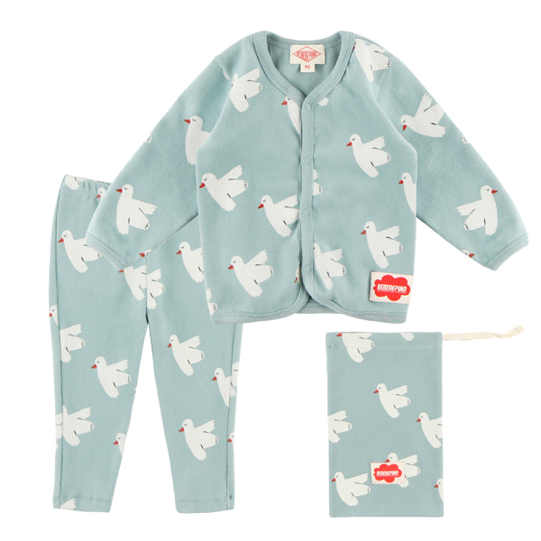 Multi dove baby homewear set  NEW FALL