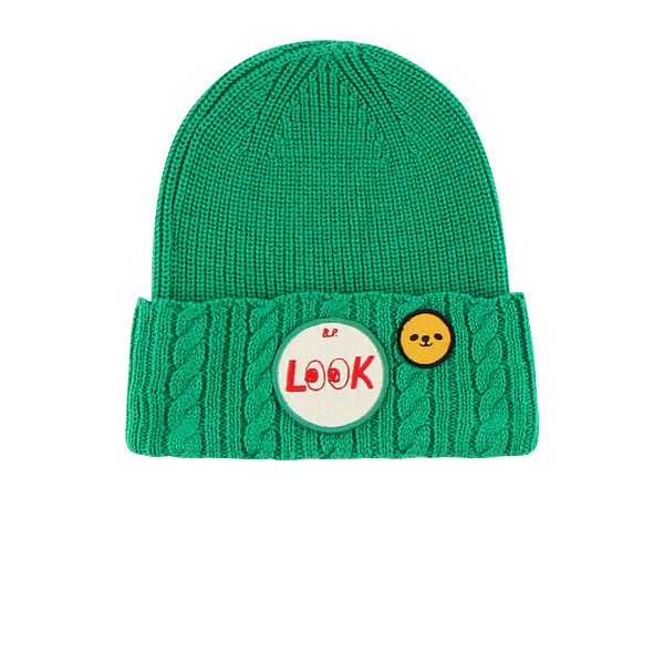 Look cable beanie  NEW FALL