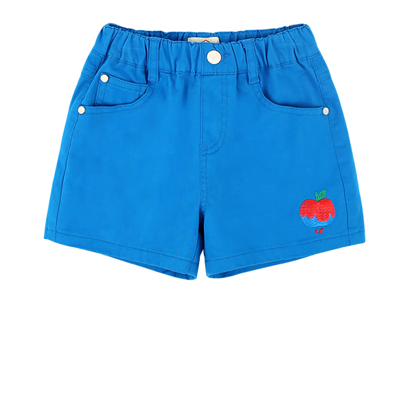 A sour apple washing cotton color shorts  NEW SUMMER
