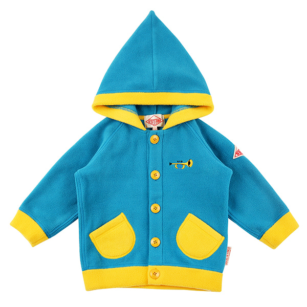 Trumpet baby polar fleece jumper  (SO SO EVENT)