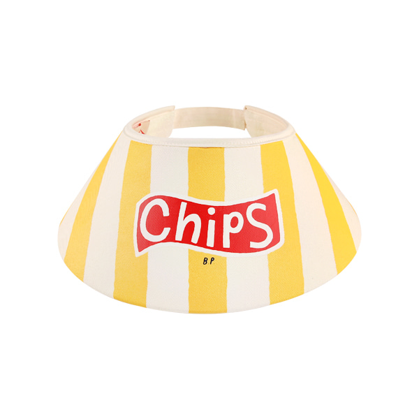 Chips vertical stripe sun cap  NEW SUMMER