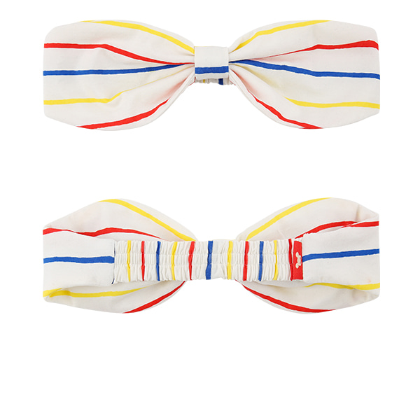 Multi stripe ribbon headband  NEW SUMMER