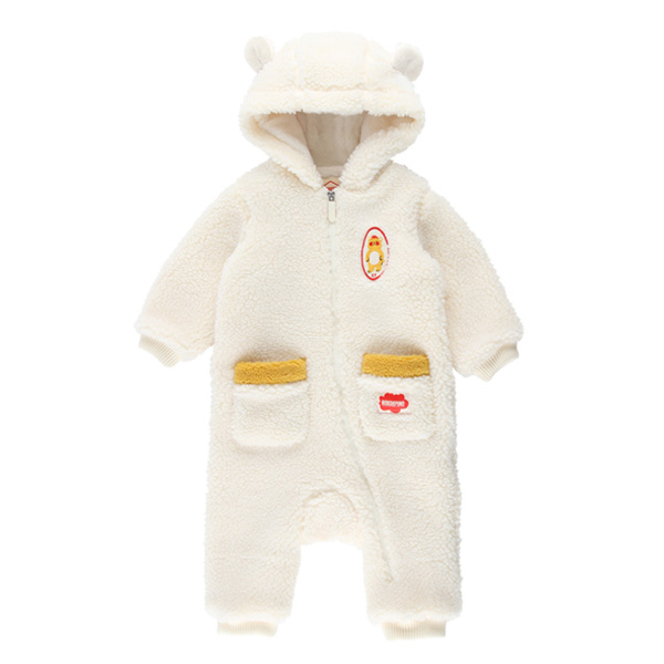 Merci baby dumble fur winter overall