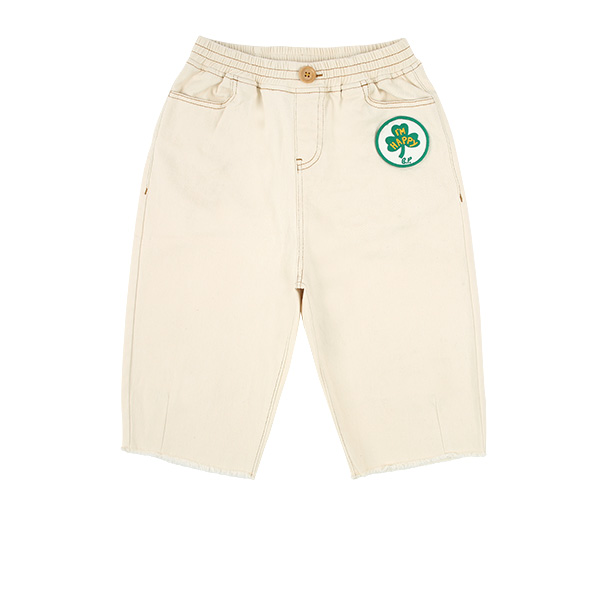 Clover balloon baggy pants