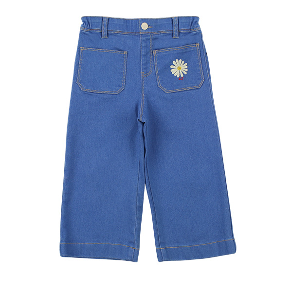 Daisy flair fit denim pants