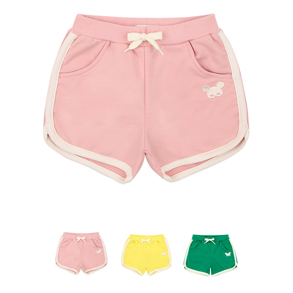 Basic baby pino mask short pants  NEW SUMMER