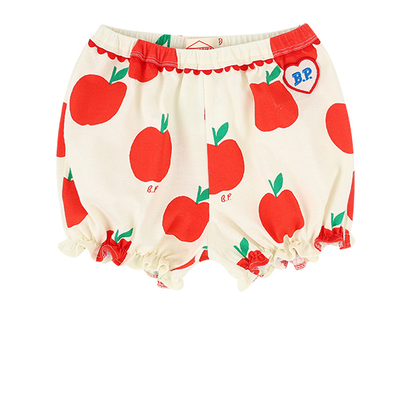 All over apple baby pique lace shortsNEW SUMMER