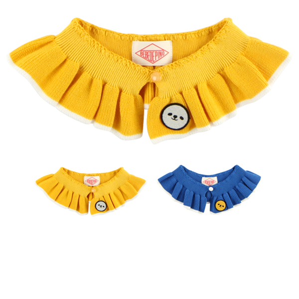 Baby ruffle sweater collar  NEW FALL