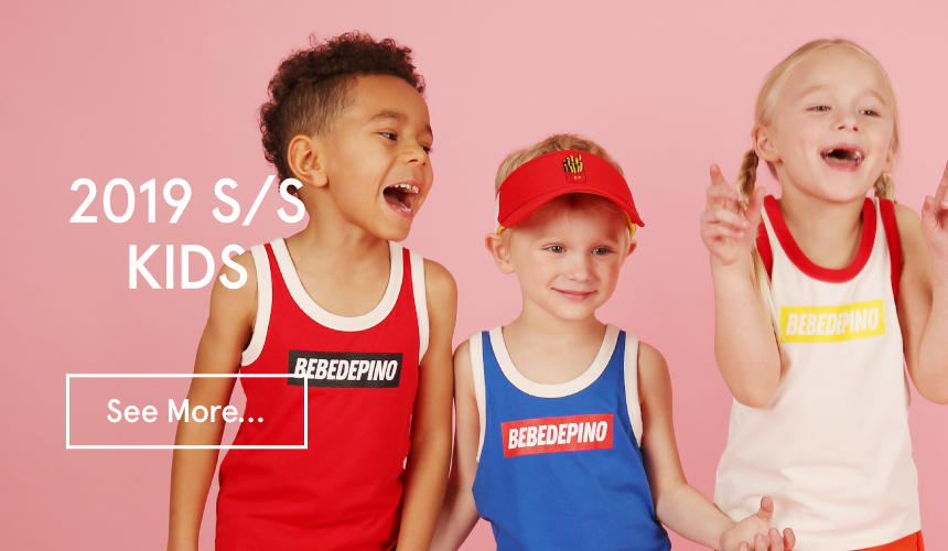 Bebedepino - New Arrivals - Kids